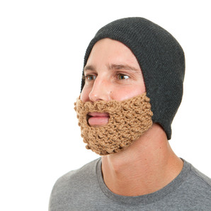 The Original Beard Beanie™-Charcoal Eco Friendly