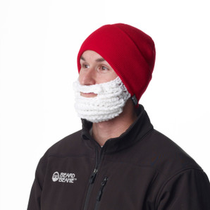 The Original Beard Beanie™ Lumberjack Santa