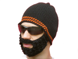 The Original Beard Beanie™ Fear the Beard Beanie 100% Hand Made