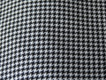Houndstooth Black/White