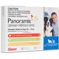 Panoramis for Dogs 40.1-60 lbs - Blue 6 Pack