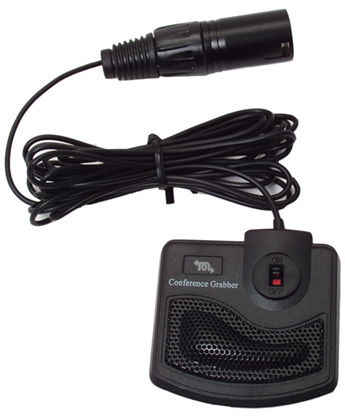 Professional XLR Conference Microphone