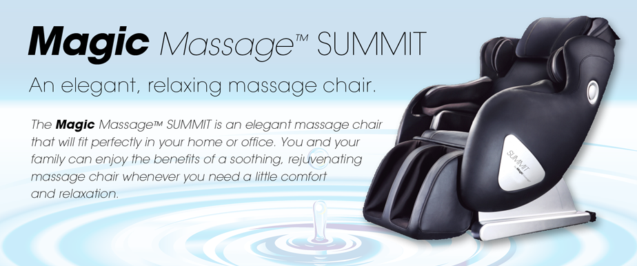 Magic Massage™ CHAIRS