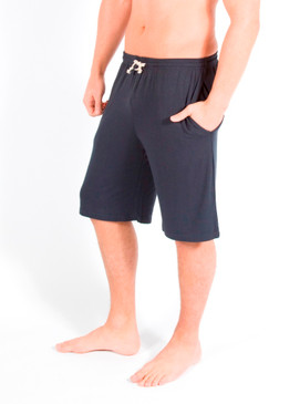 Bamboo Shorts. Pictured Colour: Black