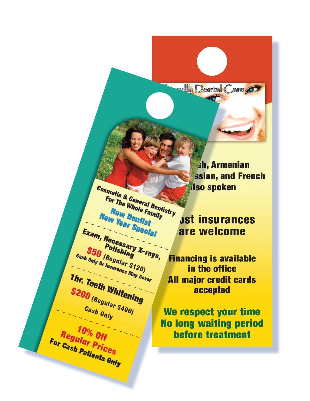 Door Hangers  sc 1 st  Alco Printing Inc. & Door Hangers - Alco Printing Inc.
