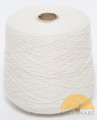 100% Baby Alpaca BL Yarn Cone Natural Trend - Approx. 1 kilo / 2.2 lbs - Ivory - 100 - 16802104