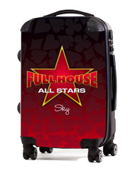 Fullhouse All Stars Cheer 20inch Carry On Personalized Luggage