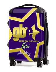"Green Bay Elite Cheer KIWI 24"" Carry-on Luggage"