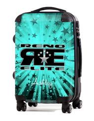 "Reno Elite Cheer 24"" Check In Luggage"