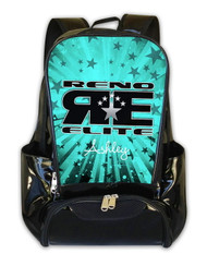 Reno Elite Cheer Personalized Backpack