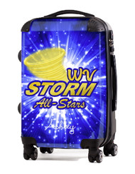 """West Virginia Storm All-Stars 20"""" Carry-on Luggage"""