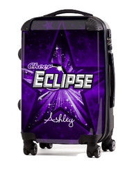 """Cheer Eclipse 24"""" Check In Luggage"""
