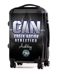 "Cheer Nation Athletics 20"" Carry-on Luggage"