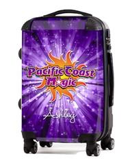 """Pacific Coast Magic 24"""" Check In Luggage"""