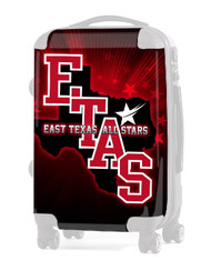 "INSERT East Texas All Stars 20"" Carry-On Luggage"