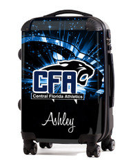 "Central Florida Athletics 24"" Check In Luggage"