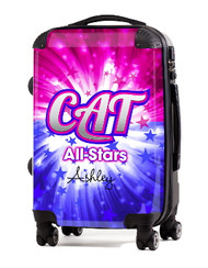"""Cat All-Stars 20"""" Carry-On Luggage"""
