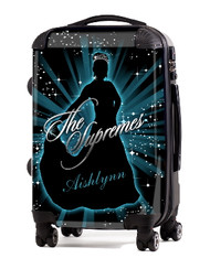 "The Supremes 20"" Carry-On Luggage"