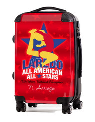 """Laredo All American All Stars 20"""" Carry-On Luggage"""