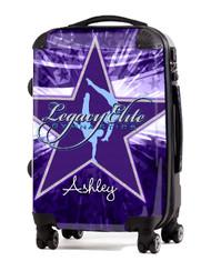 "Legacy Elite Gymnastics-Star 20"" Carry-On Luggage"