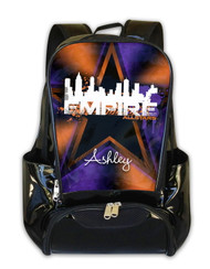Empire Allstars Personalized Backpack