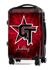 "GymTyme All-Stars 20"" Carry-On Luggage"