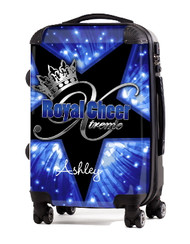"Royal Cheer Xtreme 24"" Check In Luggage"