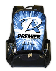 Premier Athletics Version 2-Personalized Backpack