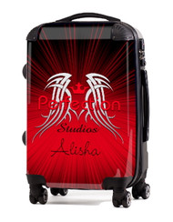 "Perfection Studios 20"" Carry-On Luggage"