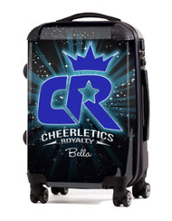 "Cheerletics Royalty All Stars 20"" Carry-On Luggage"