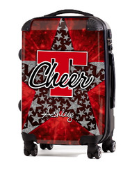 """Total Cheer 20"""" Carry-On Luggage"""