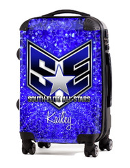 "South Elite All Stars 20"" Carry-On Luggage"