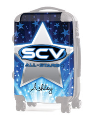 "INSERT-SCV All Stars 24"" Check-in Luggage"