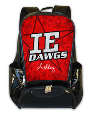 Indiana Elite-Personalized Backpack