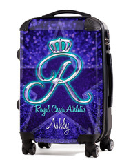 "Royal Cheer Athletics- 24"" Check In Luggage"