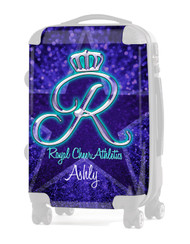 "INSERT-Royal Cheer Athletics  20"" Carry-on Luggage"