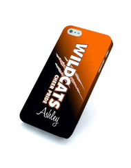 Wildcats Cheer - Phone Snap on Case