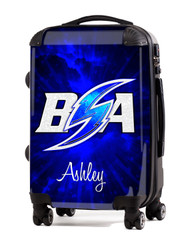 """Blue Storm Athletics- 24"""" Check In Luggage"""