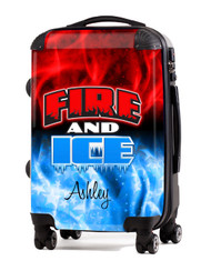 "Fire and Ice Allstar 20"" Carry-On Luggage"