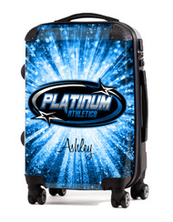 "Platinum Athletics 20"" Carry-On Luggage"