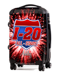"I-20 All-Stars- 24"" Check In Luggage"