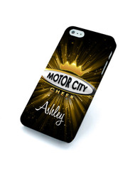 Motor City Cheer- Phone Snap on Case