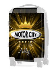 "INSERT for Motor City Cheer 20"" Carry-on Luggage"