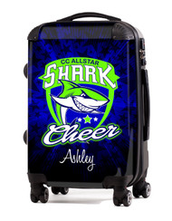 "Corpus Christi Allstar Cheer 20"" Carry-On Luggage"