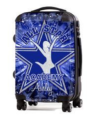 "All Star Academy Texas- 24"" Check In Luggage"