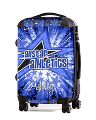 "All Star Athletics Illinois- 24"" Check In Luggage"