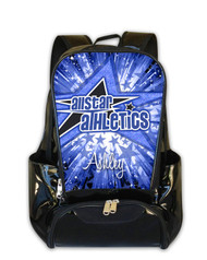 All Star Athletics Illinois-Personalized Backpack