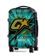 "Gold Star All Stars- 24"" Check In Luggage"