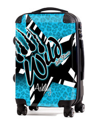 "Wild All-Stars 20"" Carry-On Luggage"