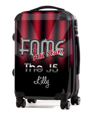 """Fame All-Stars J5-20"""" Carry-On Luggage"""
